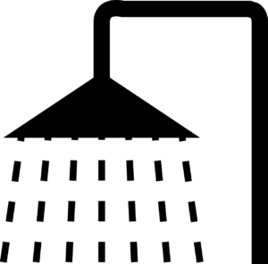 Solardusche