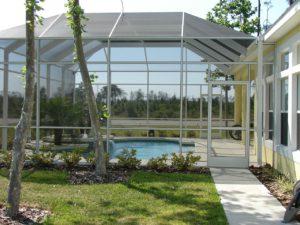 Wintergarten aus Aluminium