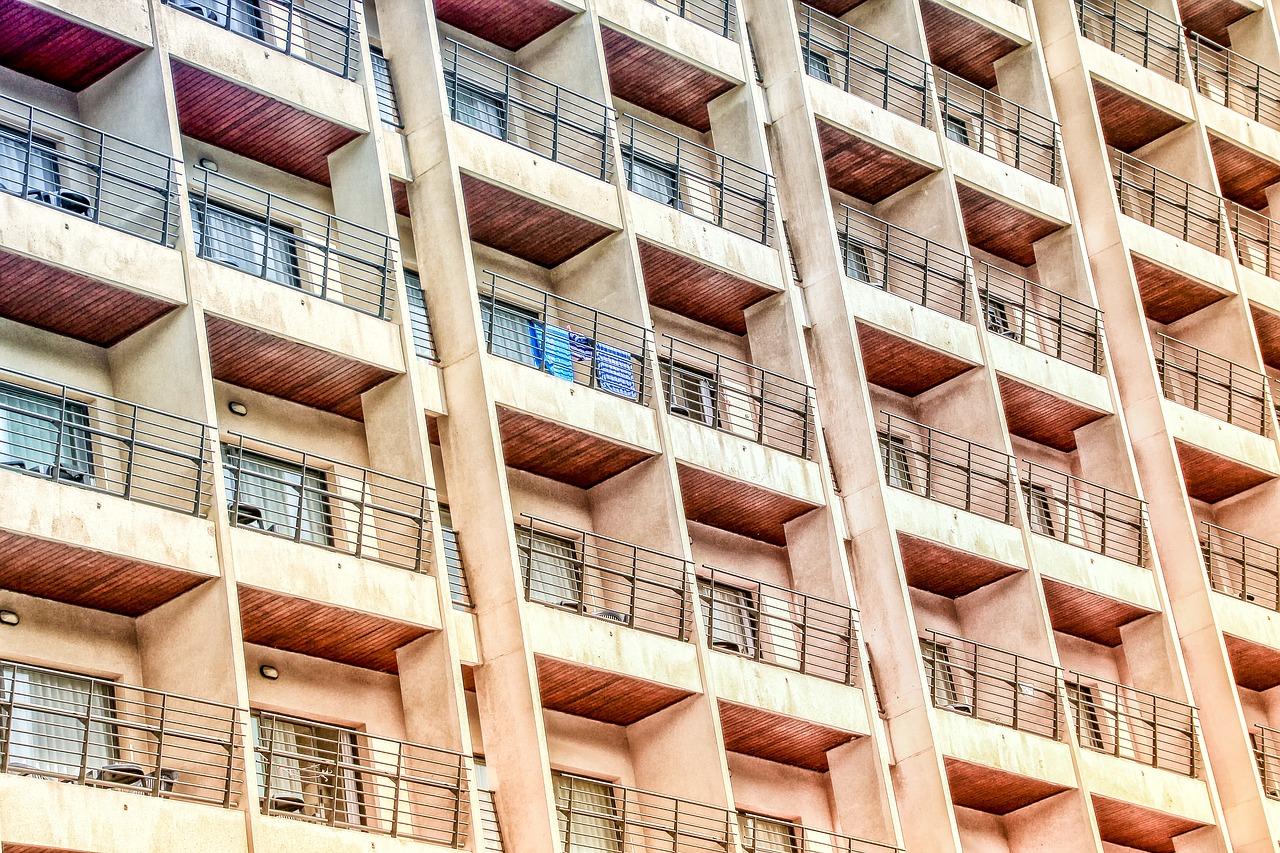 Sichtschutz Balkone
