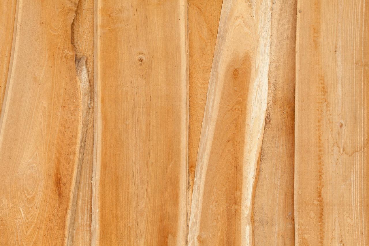 Wandpanel aus Holz